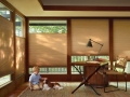 Hunter Douglas Duette Architella Honeycomb Shades with LiteRise