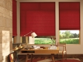Hunter Douglas Design Studio Roman Shades with PowerRise