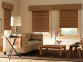 Valance with Hunter Douglas Vignette Modern Roman Shades