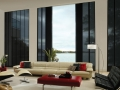 Hunter Douglas Skyline Gliding Panels with PowerGlide