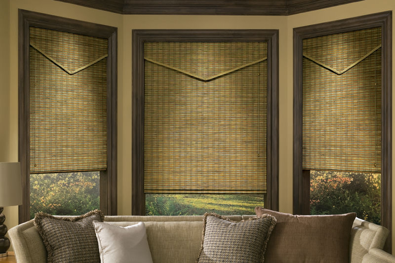 Roman Shades Honeycomb Shades Summit Chatham Nj